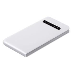 Внешний аккумулятор Uniscend Fit 3000 мАч, белый
