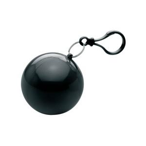 Дождевик в круглом футляре NIMBUS, черный