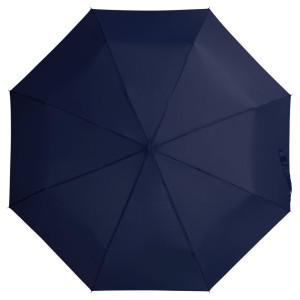 Зонт складной Unit Basic, темно-синий