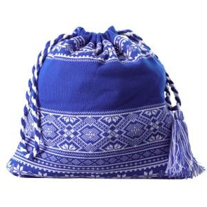 Сумка «Скандик», синяя (василек)