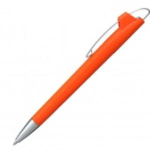 Ручка шариковая, пластик