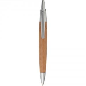 Ручка шариковая бамбуковая