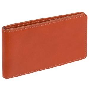 Футляр для пластиковых карт Security, коричневый