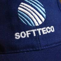 Вышивка логотипа на бейсболке