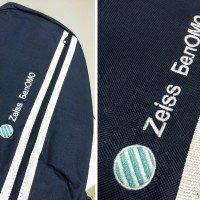Рюкзак с вышивкой логотипа