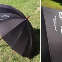 Усиленный зонт арт.31120 с логотипом