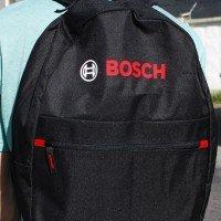 Рюкзак с нанесением логотипа термопереносом