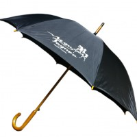 Зонт с печатью шелкографией