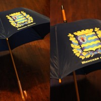 Зонт с полноцветной печатью