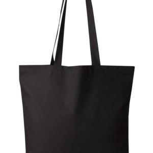 Холщовая сумка Optima 135, черная