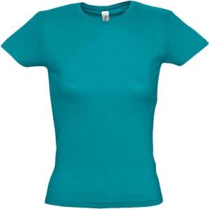 Футболка женская MISS 150, винтажный синий