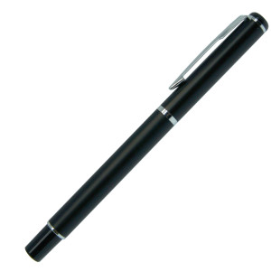 Ручка роллер, металл, черный