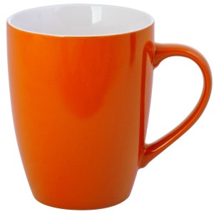Кружка Good morning, оранжевая