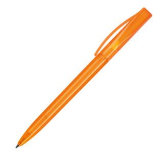 Ручка шариковая, пластик, прозрачный Smart