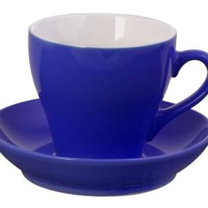 Чайная пара Tulip, синяя