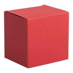 Коробка для кружки, красная