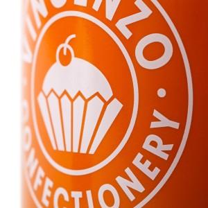 Кружка Promo, оранжевая