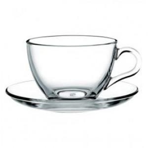 Чайная пара стекло