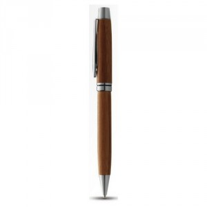 Ручка шариковая из дерева