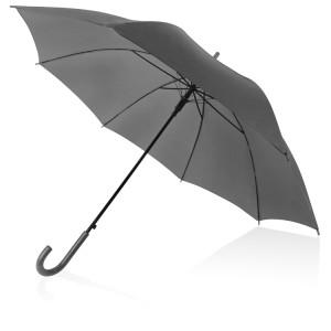 """Зонт-трость """"Яркость"""", серый"""