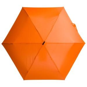 Зонт складной Unit Slim, оранжевый