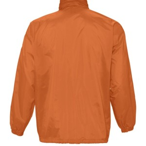 Ветровка из нейлона SURF 210, оранжевая