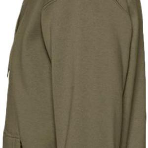 Свитшот с капюшоном SLAM 320, темный хаки