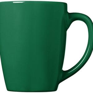 """Кружка керамическая """"Medellin"""", зеленый"""