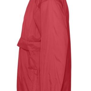 Ветровка из нейлона SURF 210, красная