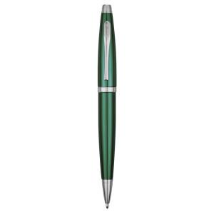 Ручка шариковая, зеленый