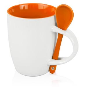 """Кружка """"Авеленго"""", оранжевый"""