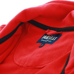 Куртка флисовая женская SARASOTA, красная