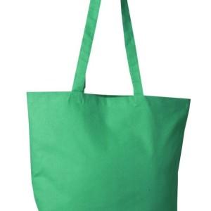 Холщовая сумка Optima 135, зеленая
