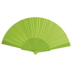 Складной веер «Фан-фан», ярко-зеленый