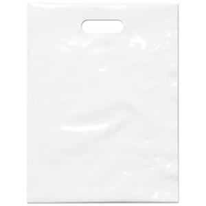 Пакет ПЭВД белый