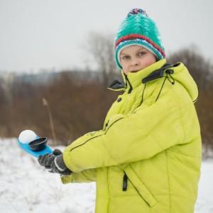 Снежкомет Miron ST71U 4h, синий