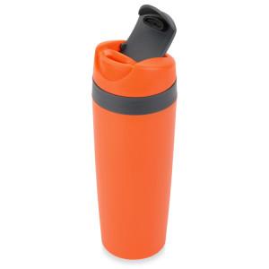 "Термокружка ""Лайт"" 450мл, оранжевый"