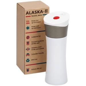 Термостакан Alaska-2, вакуумный, герметичный