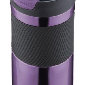 Термостакан Byron, вакуумный, герметичный, фиолетовый