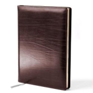 Ежедневник Оптимум Ля-Фонтейн (кожа)  датированный А5