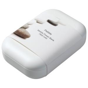 Внешний аккумулятор Pebble 7800 мАч, серый