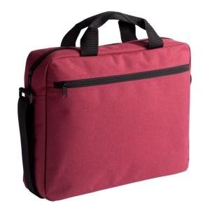 Конференц-сумка Unit Member, бордовая