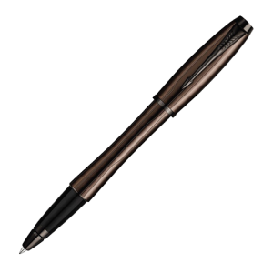Ручка Parker роллер Urban Premium  metallic Brown