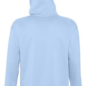 Толстовка с капюшоном SLAM 320, голубая
