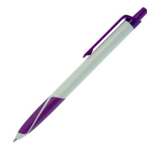 Ручка шариковая, VIVA, фиолетовый