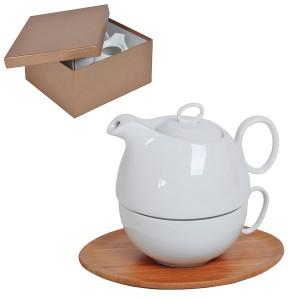 Набор чайник и чашка