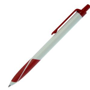 Ручка шариковая, VIVA, красный