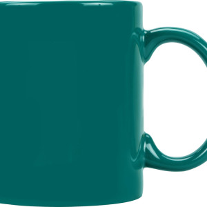 "Кружка ""Марго"" 320мл, темно-зеленый"