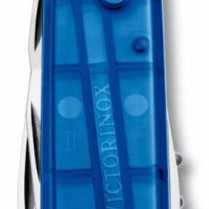 Офицерский нож SPARTAN 91, прозрачный синий