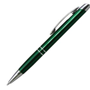 Ручка шариковая, металл, МАРИЭТТА